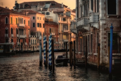 hdr venice italy sunrise gondola venedig aoi elitegalleryaoi bestcapturesaoi