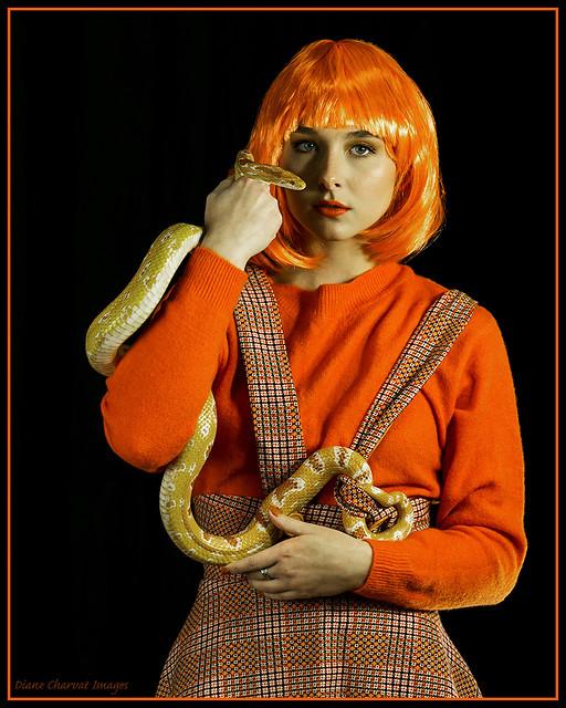 Hanna and the Snake