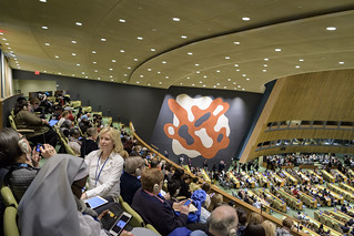 """High-level Event on """"Women in Power"""" 