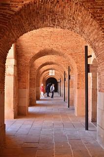 Castell de Montjuic   by anskubcn
