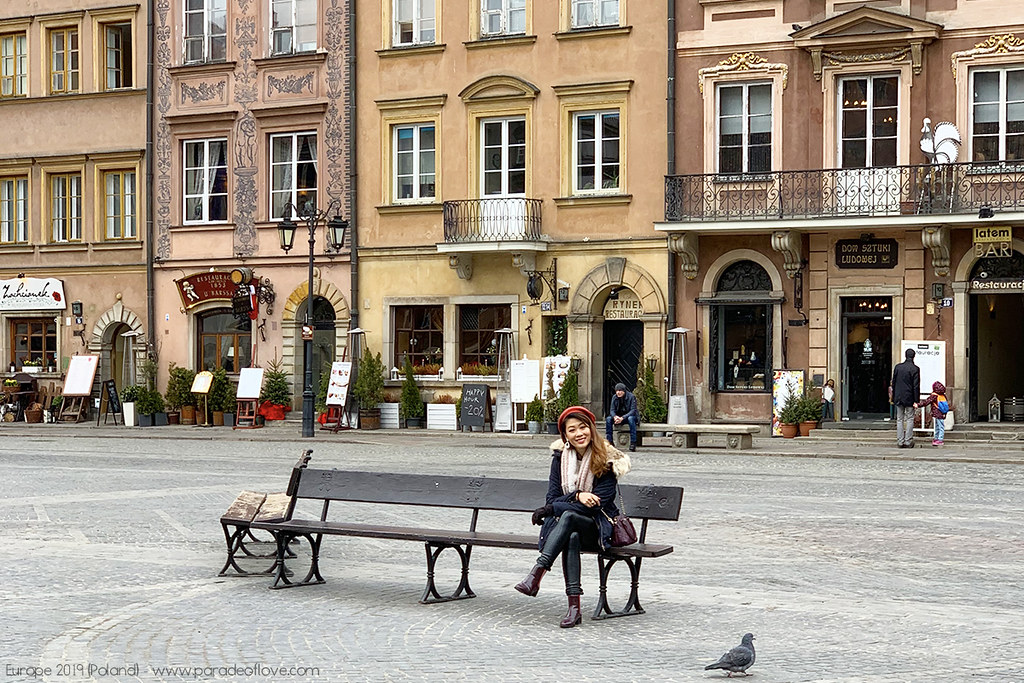 Europe-2019_Poland_Warsaw-Old-Town