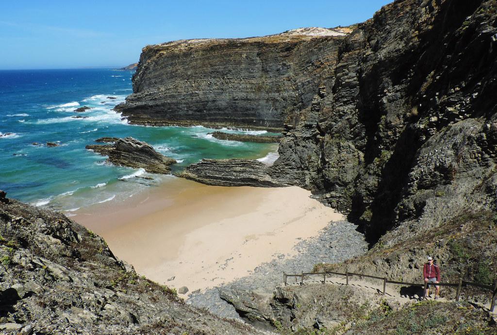 Portugal's Atlantic Coast: Praia da Carraca