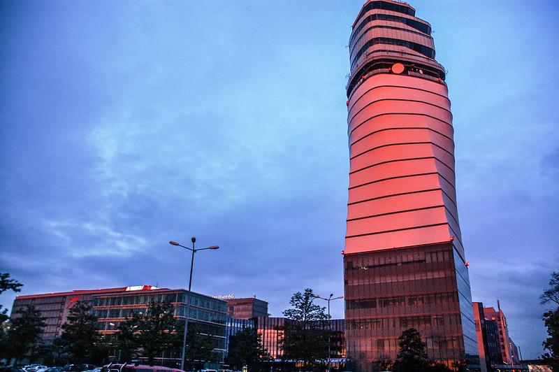 三星(Samsung)大樓,維也納 5