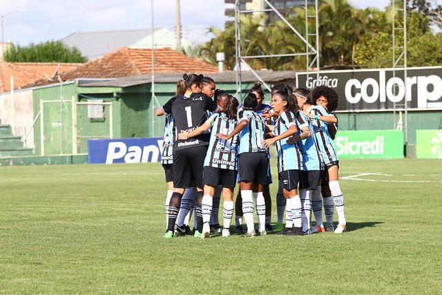 Grêmio 7x0 Moreninhas (Brasileiro Feminino A2)