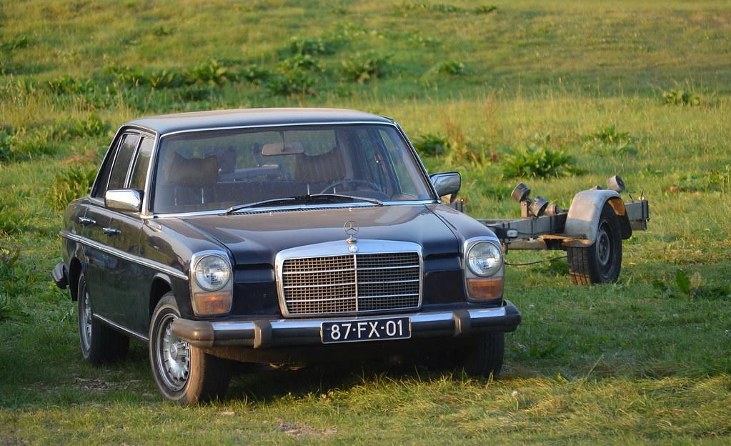 1975 Mercedes Benz 240D 87-FX-01
