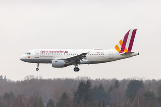 Hamburg Airport: Eurowings Airbus A319-112 A319 D-AKNV (operated by Germanwings) | by kevin.hackert