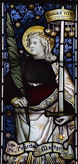 Mary Anne Garrett as St Felicity (Kempe & Co, 1897)