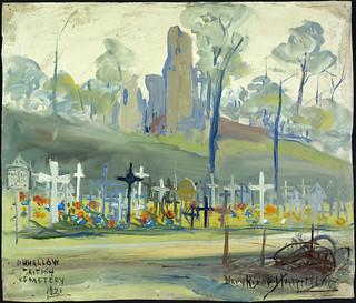 Dunhallow A.D.S., Ypres (British Cemetery) / Dunahallow A.D.S., Ypres (Cimetière Britannique)