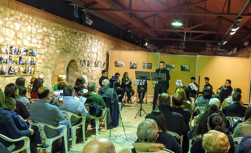 (2019-02-17) Concierto de cámara en el Forn Cultural - José Vicente Romero Ripoll (7)