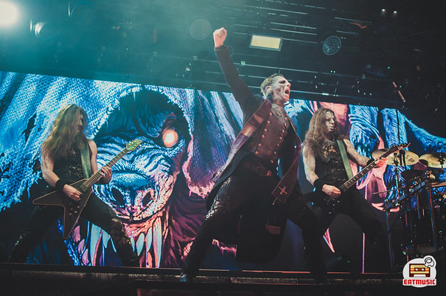 24/03/19 POWERWOLF @ A2 СПб