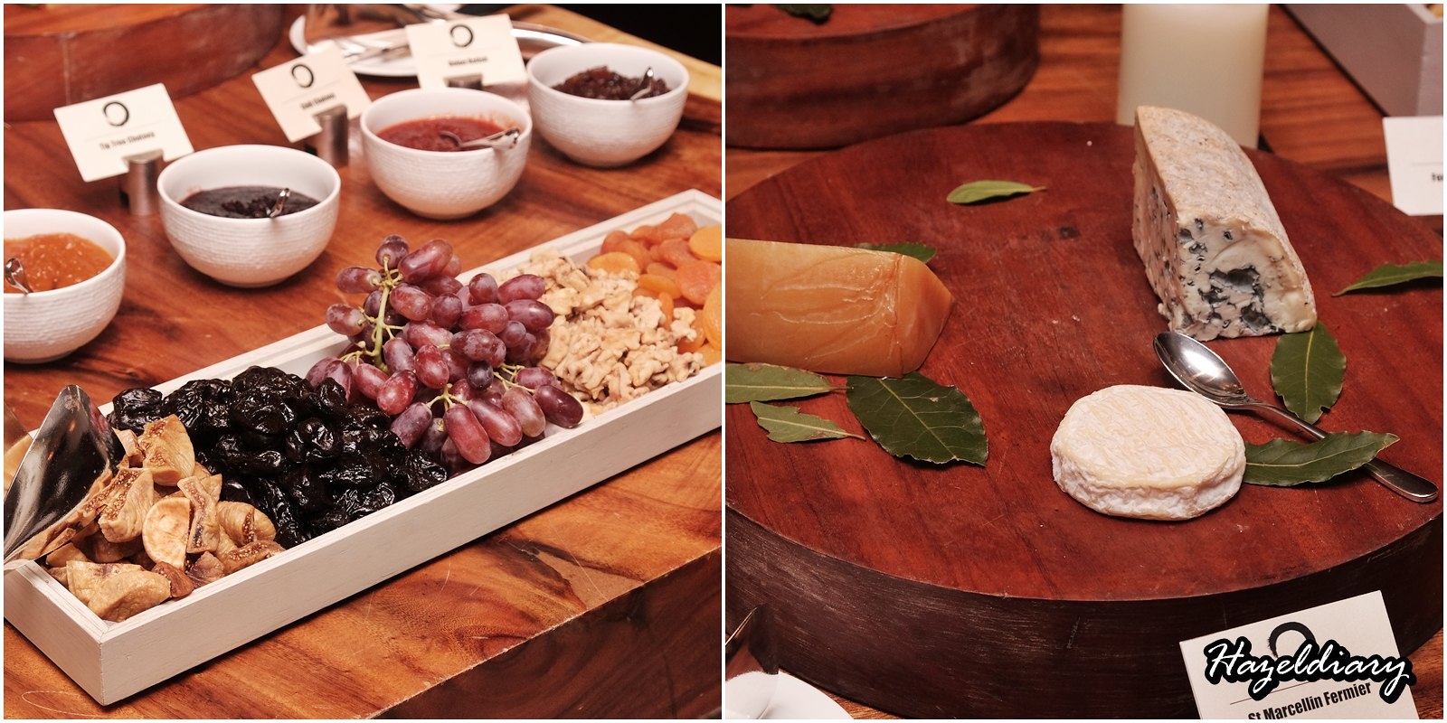 One-Ninety Four Seasons Hotel Singapore-Buffet-Cheese