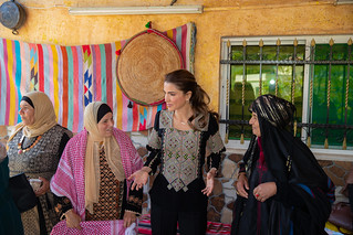 Visit to Wadi Shueib | by queenrania