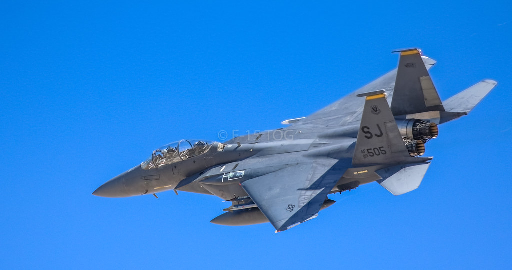 4th fw f 15e seymour johnson afb flexing north after - Seymour johnson afb swimming pool ...