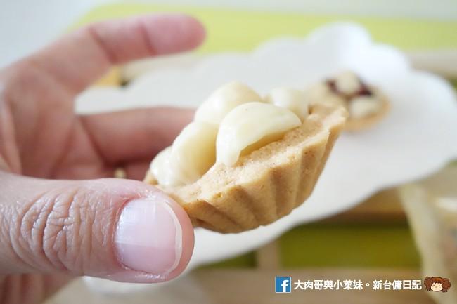樂東菓子 台北夏威夷豆塔 伴手禮 三節禮品 (14)
