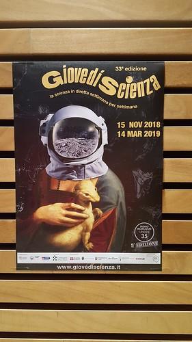 GiovedìScienza 33ª edizione   by CentroScienza