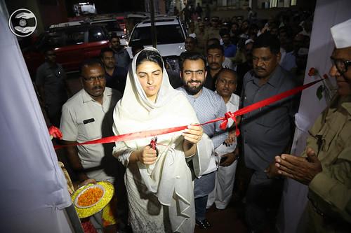 Inauguration of Nirankari Exhibition