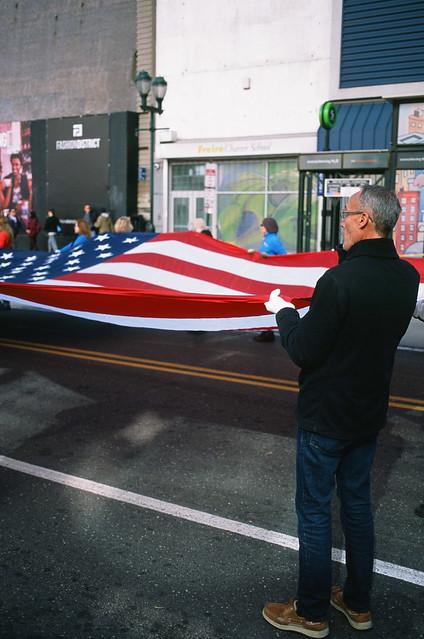 Veterans Day Parade // Philadelphia