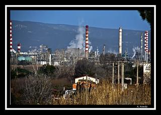 refineria Tarragona