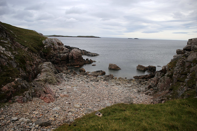 The coast near Rispond, Sutherland