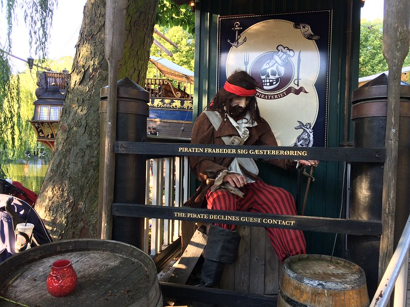 Tivoli Gardens - Pirate