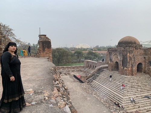 City Faith - Thursday Djinns, Feroze Shah Kotla Ruins
