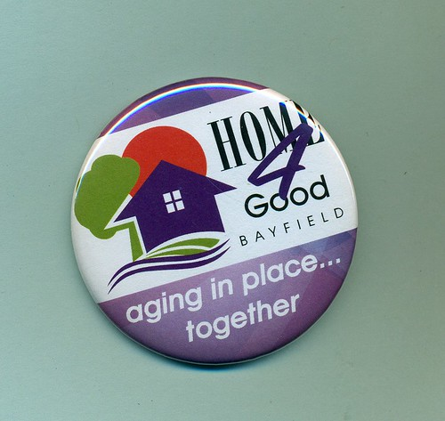 Home4Good button
