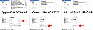 モバイル USB-ACタップ ミヨシ IPA-24AC3_10 | by SAIKATYO