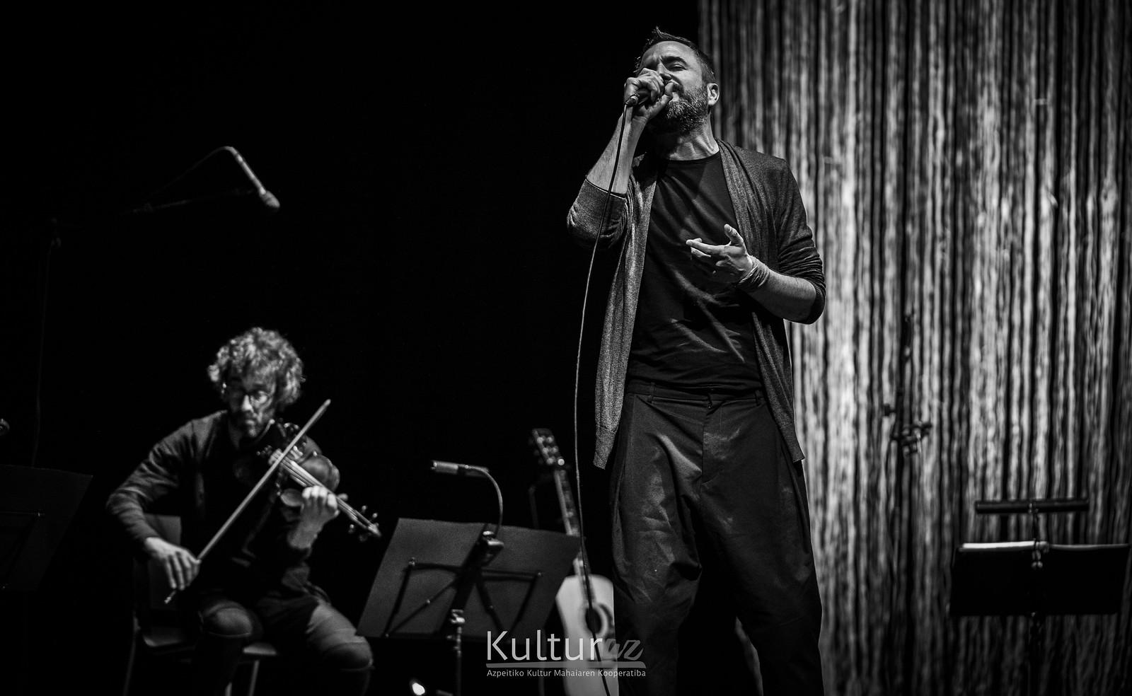 'Harian:Eñaut Elorrietaren & Kaabestri String Ensemble'