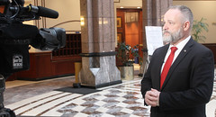 Rep. Vail interviewed by WFSB re: Daylight Savings Time