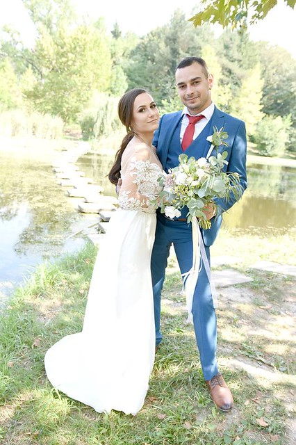 WEDDING OF CAMELIA AND MARTIN