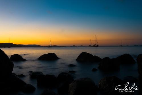 Airlie Beach Coast Sunset | by Theo Crazzolara