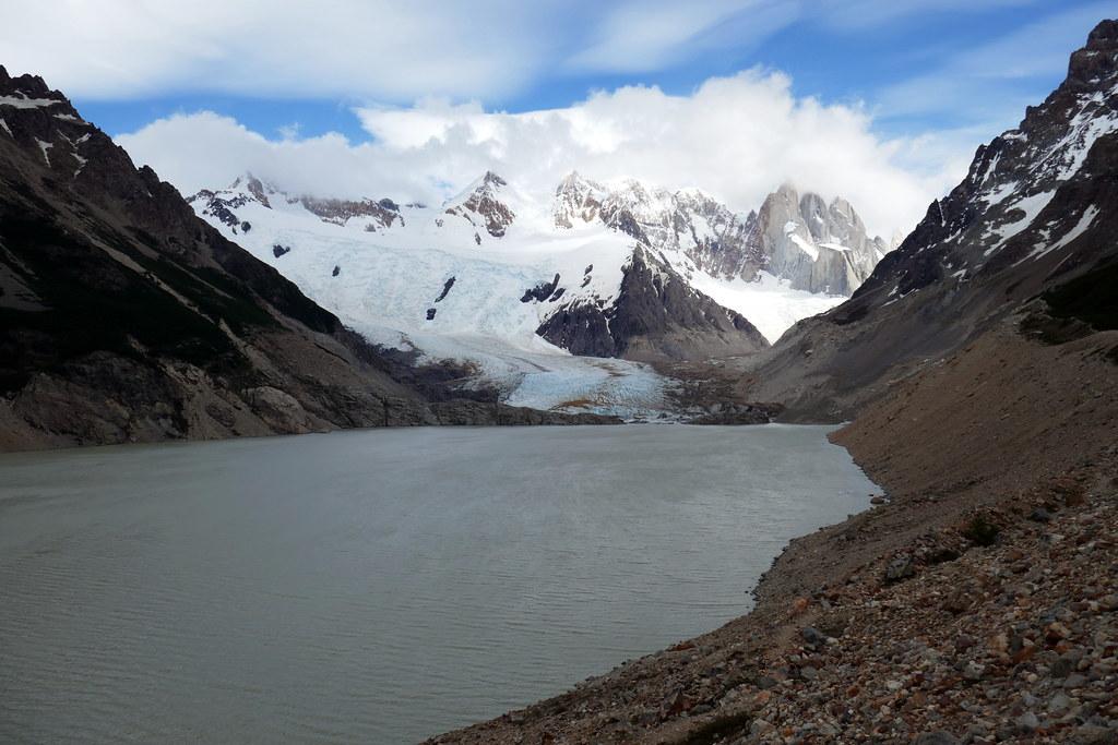 View to Glacier Grande