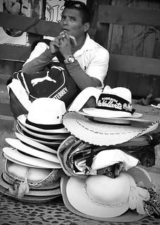 The Hat Salesman