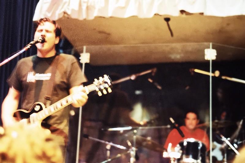 Jimmy Eat World 2001