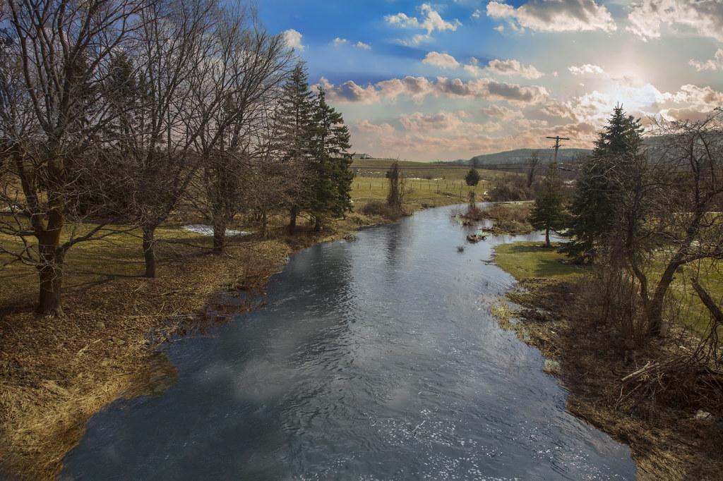 Upstate NY Landscape