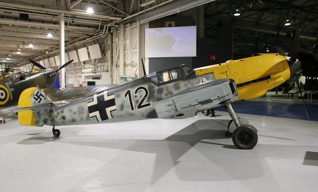 Messerschmidt Bf109 DG200 Hendon 16/02/19