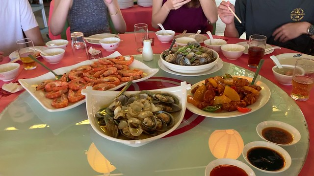 Lamma Island Lunch