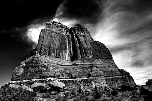 Courthouse Towers, Arches National Park, Utah | by klauslang99