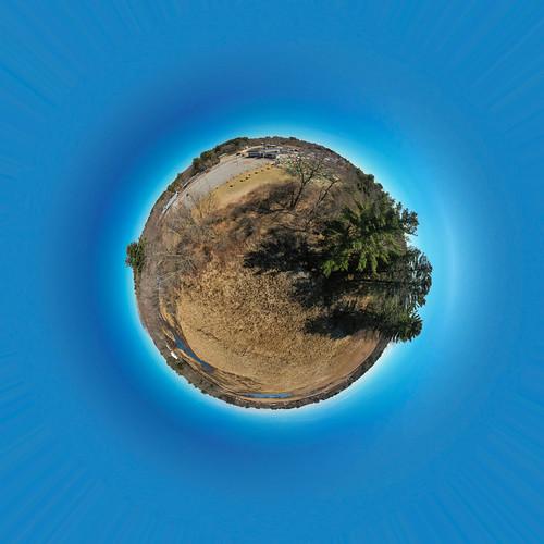 mavic2 drone tinyplanet