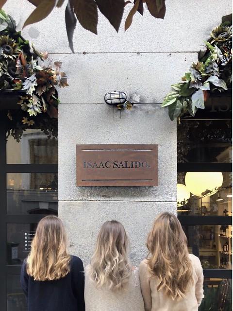 Isaac Salido , fachada