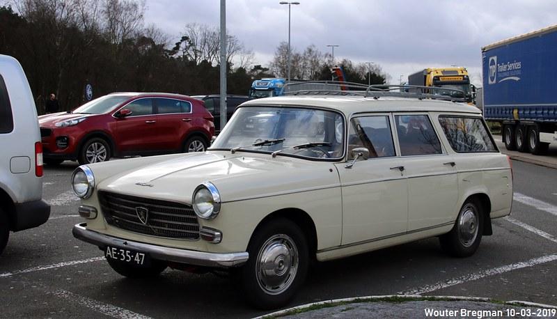 Peugeot 404 Break – 1966