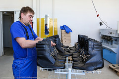Топ-20 производителей кожаной спецобуви в России