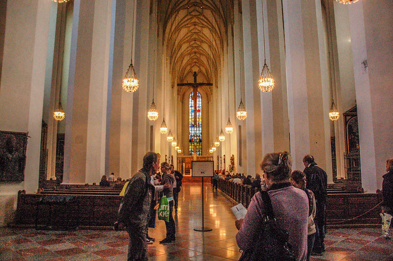 聖母教堂(Frauenkirche) 8