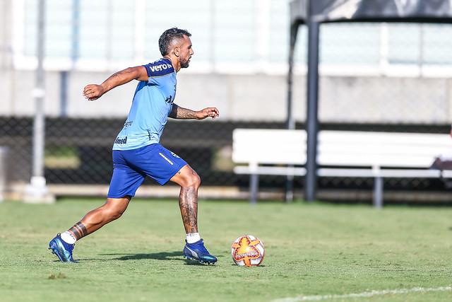 Treino Grêmio 11/04/19