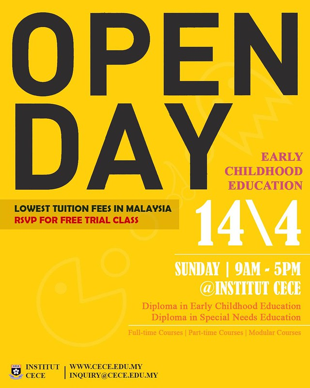 CECE OPEN DAY
