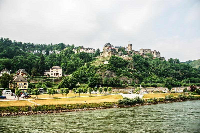 萊茵岩堡(Burg Rheinfels) 3