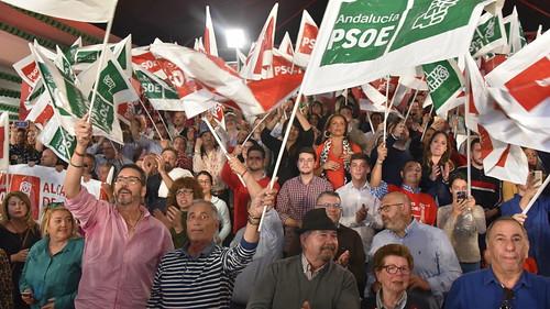 ACTO INICIO CAMPAÑA #HAZQUEPASE | by PSOE de Andalucía