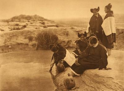 Hopi Women