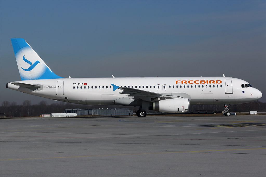 TC-FHG A320 Freebird MUC 20190214