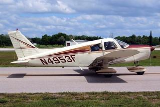 N4953F   Piper PA-28-140 Cruiser [28-7725037] Lakeland-Linder~N 16/04/2010